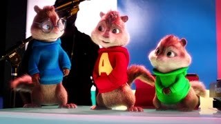 Alvin and the Chipmunks: The Road Chip TRAILER (HD) Bella Thorne Comedy Movie 2015