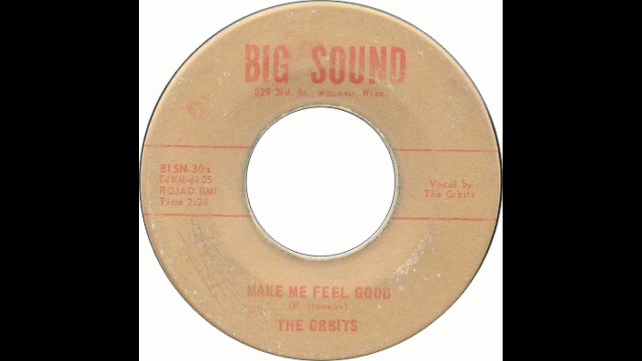 Download The Orbits - Make Me Feel Good