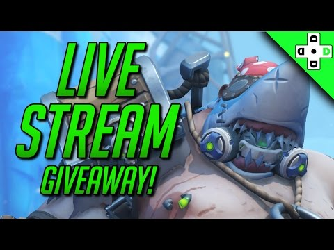 Overwatch Live Stream - Competitive Placements