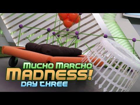 Mucho Marcho Madness  Day Three Recap!
