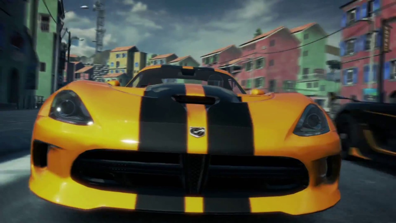 Best Car Game For Nintendo Switch Gear Club Unlimited 2