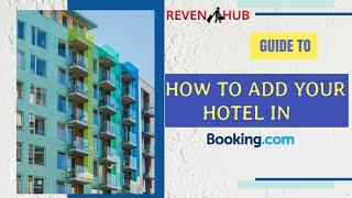 अपना होटल कैसे जोड़ें | booking.com screenshot 4