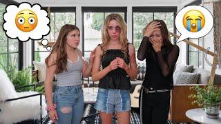 I got BEAT up prank on my BEST FRIENDS **EMOTIONAL REACTION** 💔  Jenna Davis