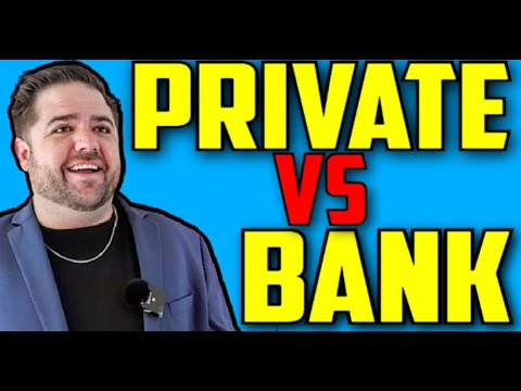 Why Private Financing? | Private vs Bank Lending For Real Estate Investors