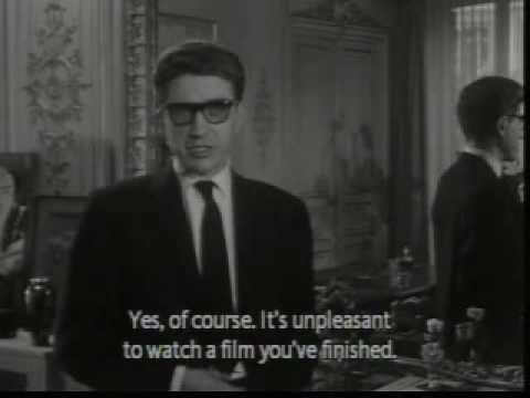 Alain Resnais interview 1961