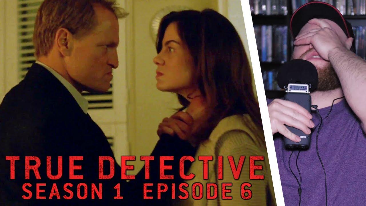 Download TRUE DETECTIVE Season 1 Episode 6: Haunted Houses REACTION