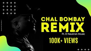 Divine - Chal Bombay Remix Ft. D Neutrons Music ( Full Video )