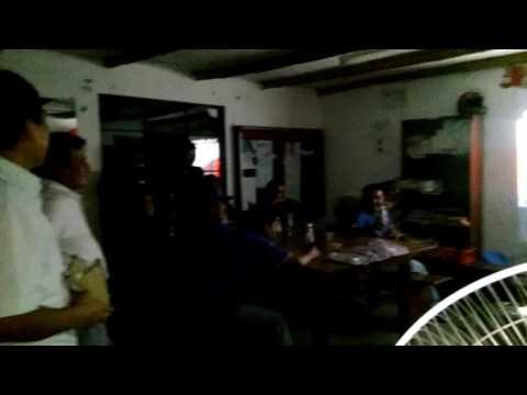Karaoke de trabajadores de Casma