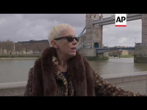 Bianca Jagger, Annie Lennox, British pop star Emeli Sande among those taking part in a rally ahead o