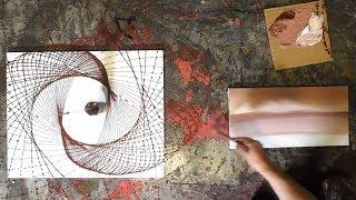 Beat the Pendulum ART CHALLENGE!  Round 1