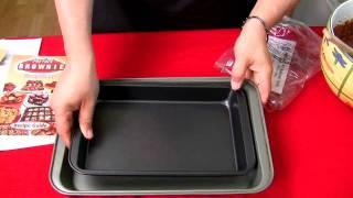 PERFECT BROWNIE PAN - As Seen On TV