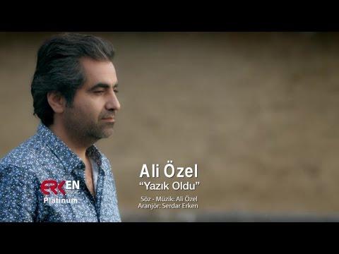 Ali Özel - Yazık Oldu - Official Music Video