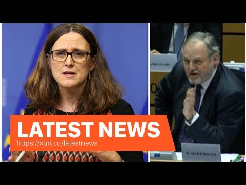Latest News - EU Trade Commissioner ADMITS UK will attack dealing around the world easily after Bre