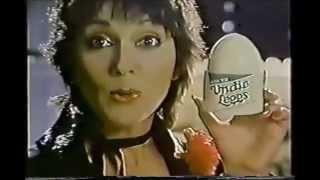 Joyce Dewitt Commercial For Undie L'eggs - 1978