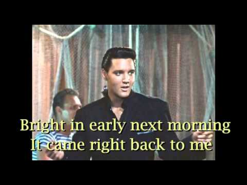 Elvis Presley - Return To Sender [Video] - YouTube