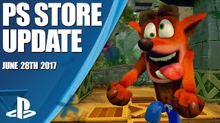 PlayStation Store Highlights - 28th June 2017