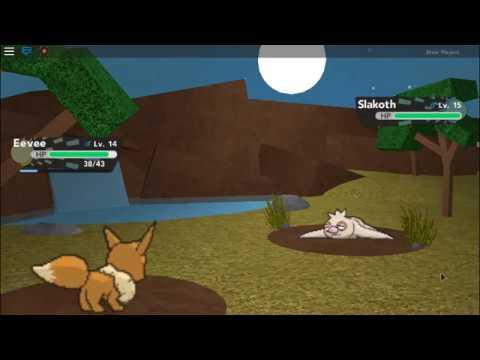 Pokemon Brick Bronze How To Evolve Eevee Into Sylveon