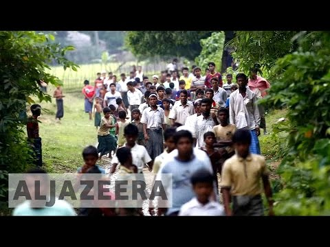 Bangladesh boosts security to keep fleeing Rohingya out