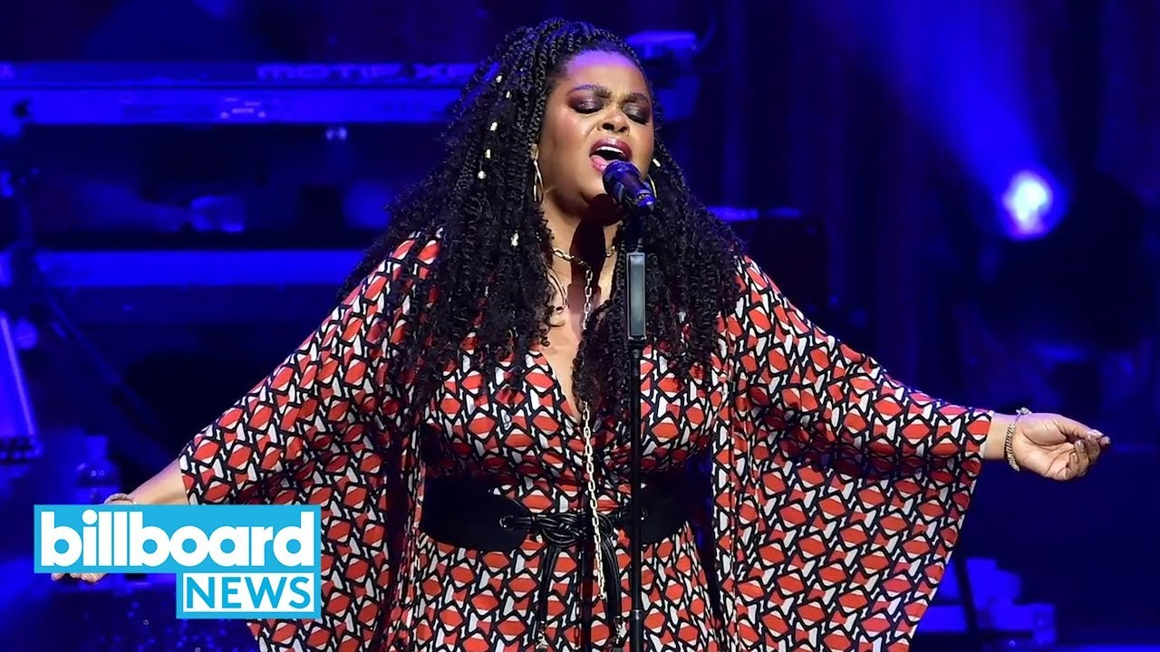 Jill Scott Headed on the Road to Celebrate the 20th Anniversary of Debut Album  | Billboard News