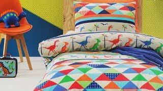 Dinosaur Bedding - Kids Bedding Dreams