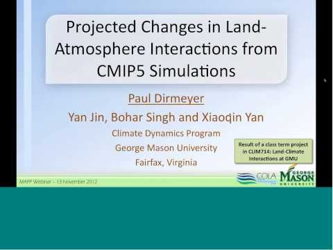 11 13 12 CMIP5 Projections