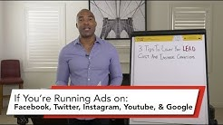 3 Tips To Lower Lead Cost And Increase Conversions - (Advanced Social Media Ads Training)