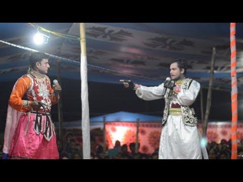 Bangla Jatra Pala   Kajol Rekha  প্রধান দৃশ্য