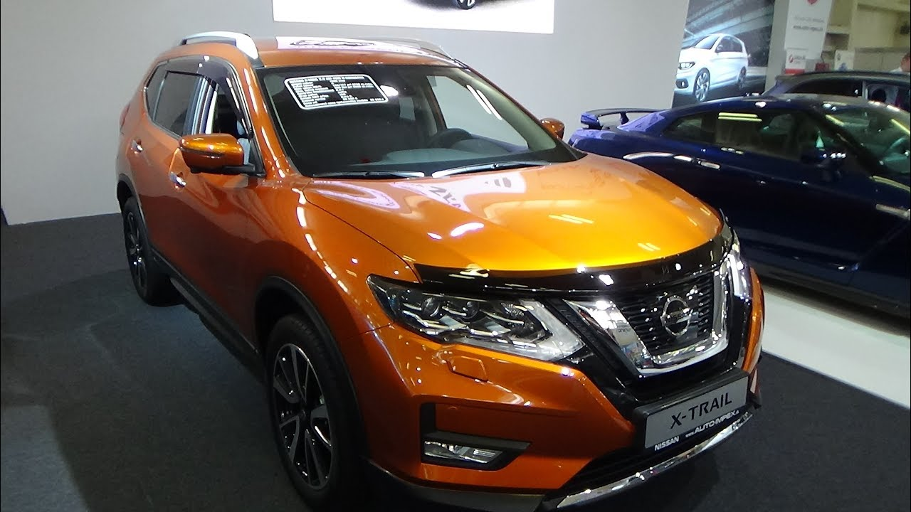Interieur X Trail 2018 2018 Nissan X Trail 2 Dci 4wd N Connecta Exterior And Interior Auto Salon Bratislava 2018