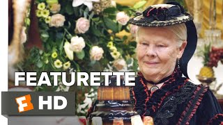 Victoria & Abdul Featurette - Queen's Court (2017) | Movieclips Coming Soon