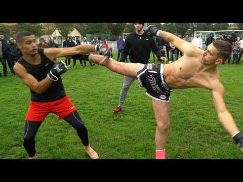 FREE FIGHT 3 COMBAT en 1 (YFC15)