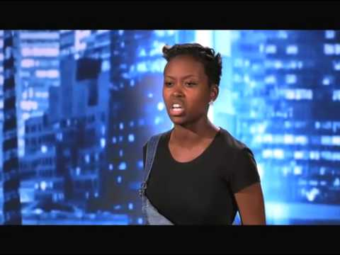 Idols South Africa 2013 Zoe Zana at the Cape Town Auditions Travel Video