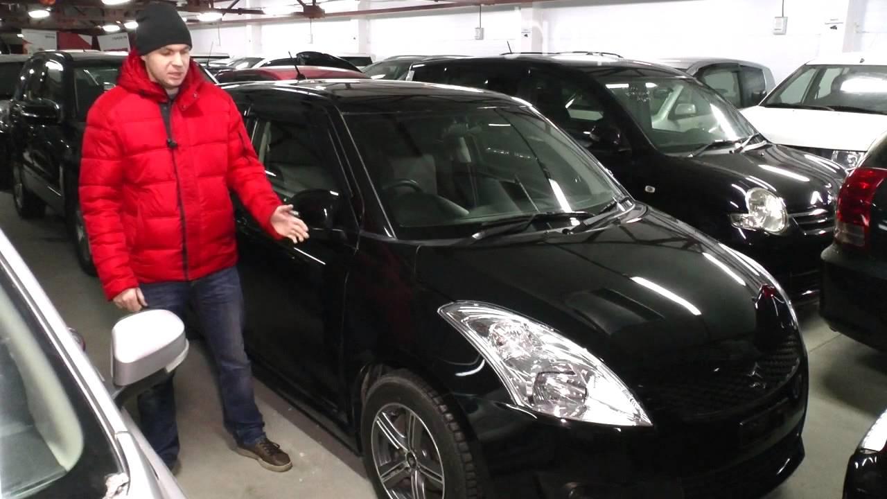 Характеристики и стоимость Suzuki Swift 2012 год (цены на машины в Новосибирске)