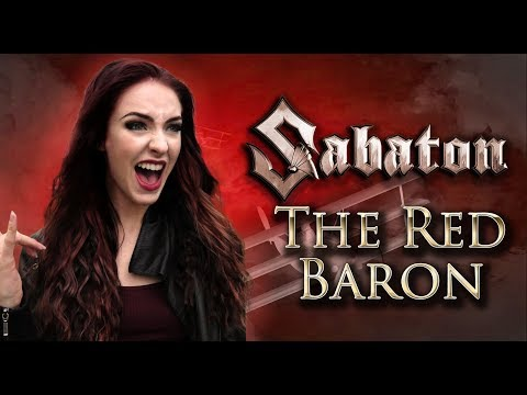 Sabaton - The Red Baron (Cover By Minniva Featuring Quentin Cornet/Mr Jumbo)