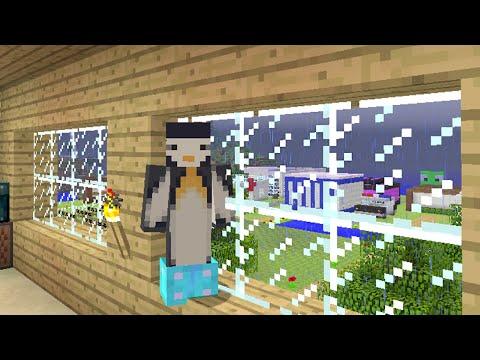 Minecraft Xbox: A Rainy Day [146]