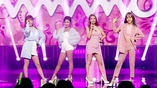《SEXY》 MAMAMOO (마마무) - Decalcomanie (데칼코마니) @인기가요 Inkigayo 20161120