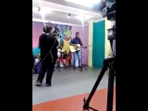 Apresentação na TV Amaral sp