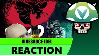 Vinesauce Joel reacting to The Wasp - Vargskeletoon 2