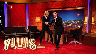 Ylvis - Culture Beat Mr. Vain intro (English vocals)