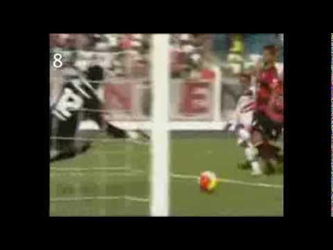 Lucas Moura -- Top 14 goals for São Paulo F.C. and Brazil