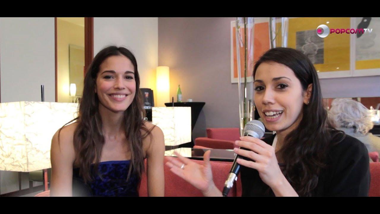 popcorn tv intervista il cast di ma che bella sorpresa youtube. Black Bedroom Furniture Sets. Home Design Ideas