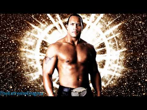 """The Rock 17th WWE Theme Song """"Is Cooking""""(V2)"""
