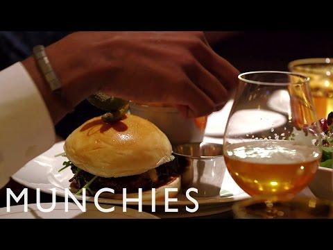 Isan Sausage, White Wine, and Mango Sticky Rice: Chef