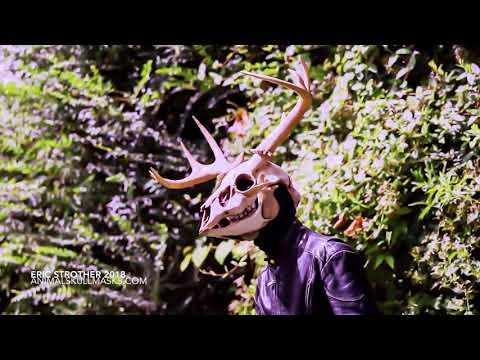 Stag Skull Mask