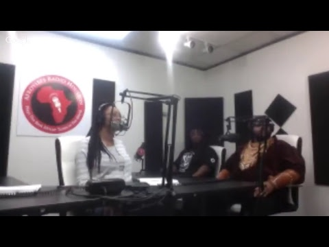 COMMANDING GENERAL YAHANNA OF THE #ISUPK LIVE!!! ON #AFROVIBES RADIO SHOW, HOUSTON TX