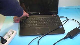 видео Компьютер или ноутбук включается и сразу выключается, причины и устранение неисправностей