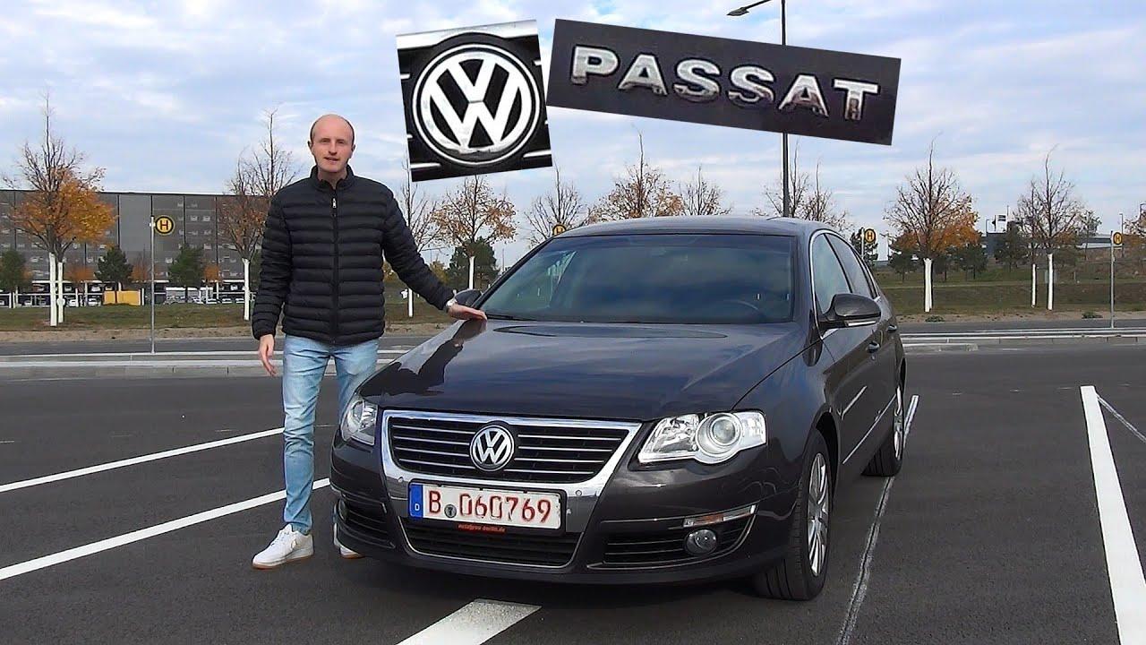 Vw Passat 3cb6 Im Test Kein Musterschüler Review Kaufberatung