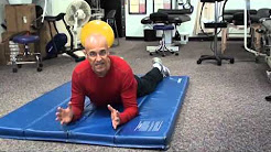 The Plank Core Exercise for Low Back Pain, Pinched Nerve, Herniated Disc - Dr Mandell