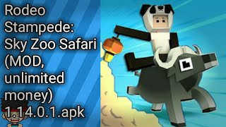 Rodeo Stampede: Sky Zoo Safari v1.15.1 mod apk
