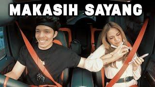 SURPRISE MOBIL BARU Buat CALON ISTRI..