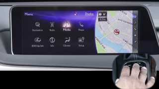 2016 Lexus RX Infotainment Review in 4K